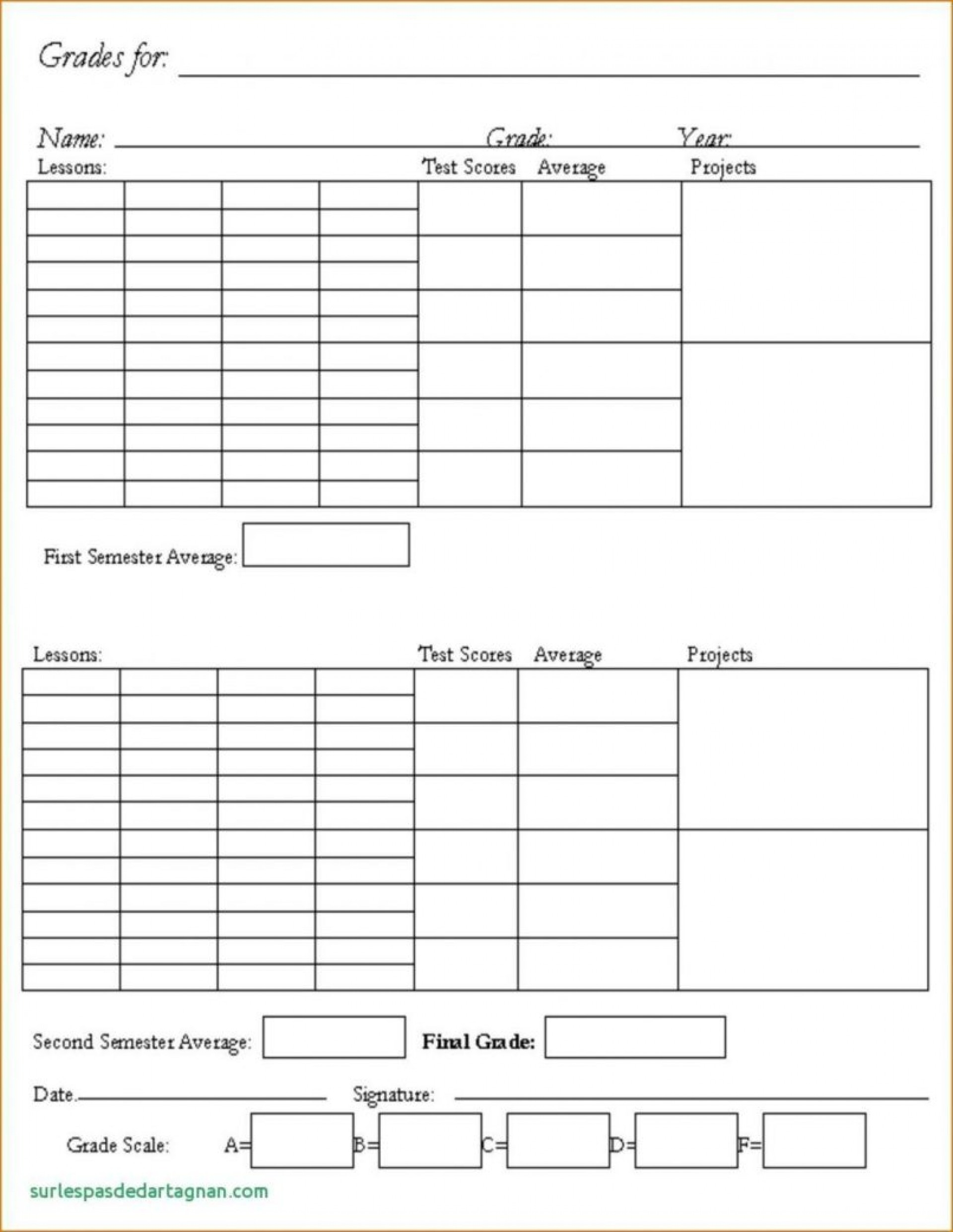 001 Middle School Report Card Template Staggering Ideas Standards - Free Printable Report Cards