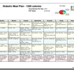 002 Meal Plan Template For Weight Loss Free Printable Plans Famous   Free Printable Meal Plans For Weight Loss