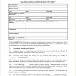 002 Simple Snow Plow Contract Template Removal Stupendous Ideas   Free Printable Snow Removal Contract