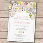003 Free Bridal Shower Invitation Templates For Microsoft Word   Free Printable Bridal Shower Invitations Templates