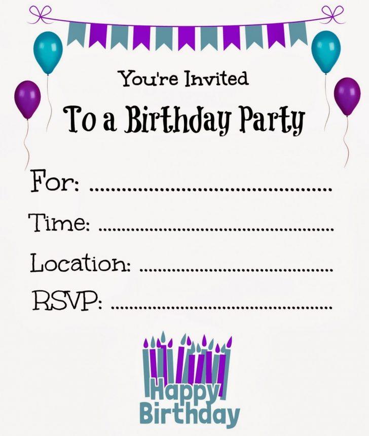 Invitation Maker Online Free Printable
