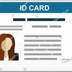 006 Free Printable Id Cards Templates Card Template Beautiful   Free Printable Id Cards Templates