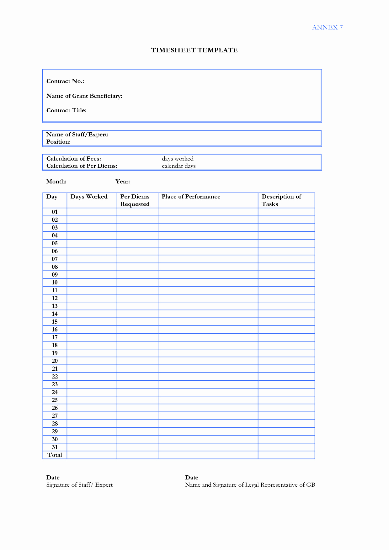 010 Timesheet Template Free Printable Of Best Time Sheets Templates - Timesheet Template Free Printable
