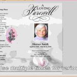 016 Template Ideas Free Printable Funeral Program Word Frightening   Free Printable Funeral Program Template