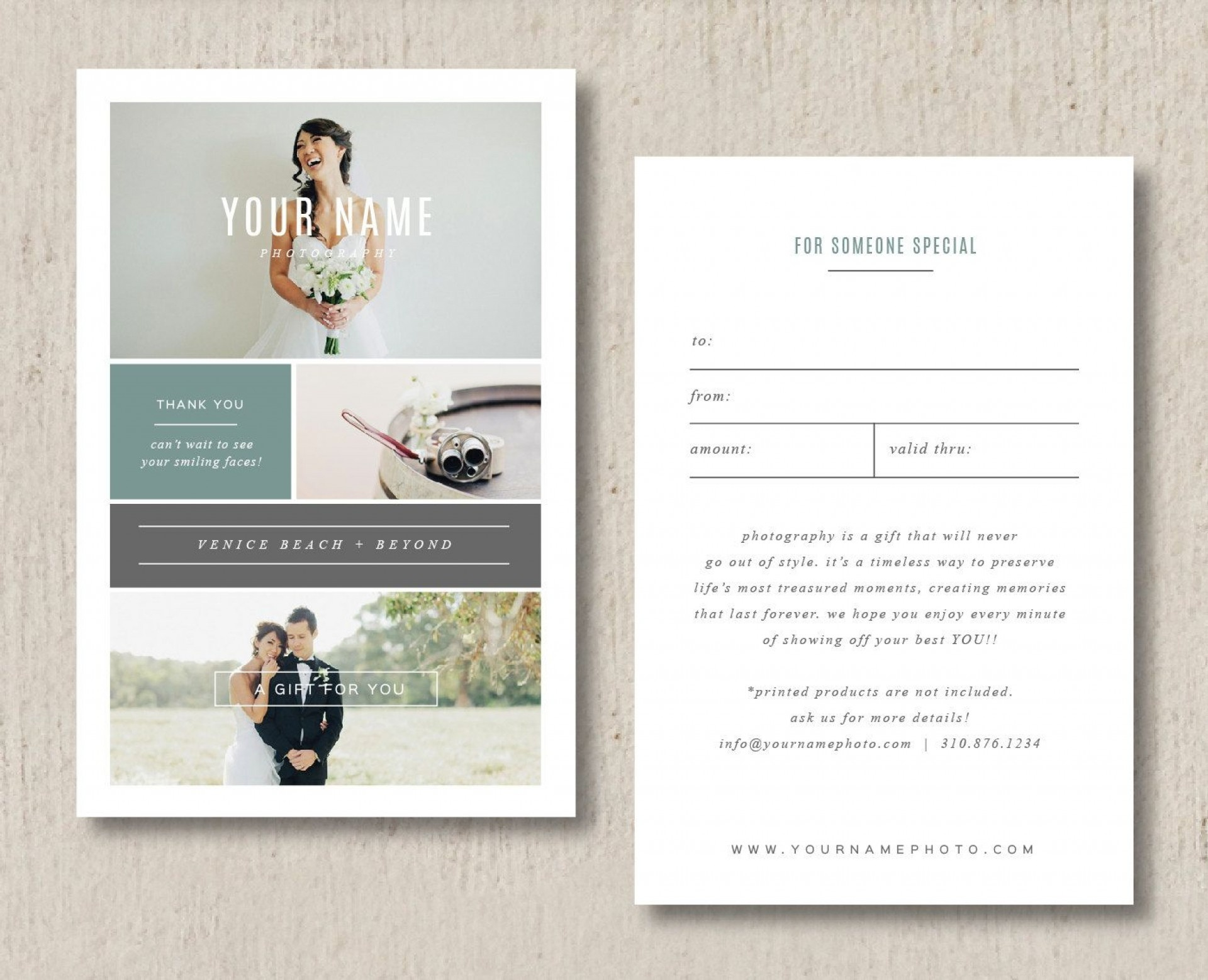 023 Photography Gift Certificate Template Astounding Ideas Free Etsy - Free Printable Photography Gift Certificate Template