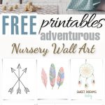 100+ Best Free Nursery Printables And Wall Art   Craft Mart   Free Nursery Printables
