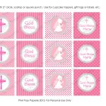 11 Best Photos Of First Communion Cupcake Toppers Print   First   First Communion Printables Free