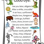 11 Best Photos Of Free Printable Farewell Cards Co Worker   Good Bye   Free Printable Farewell Card For Coworker