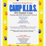 11 Free Summer Camp Registration Form Template – Sampletemplatess   Free Printable Summer Camp Registration Forms