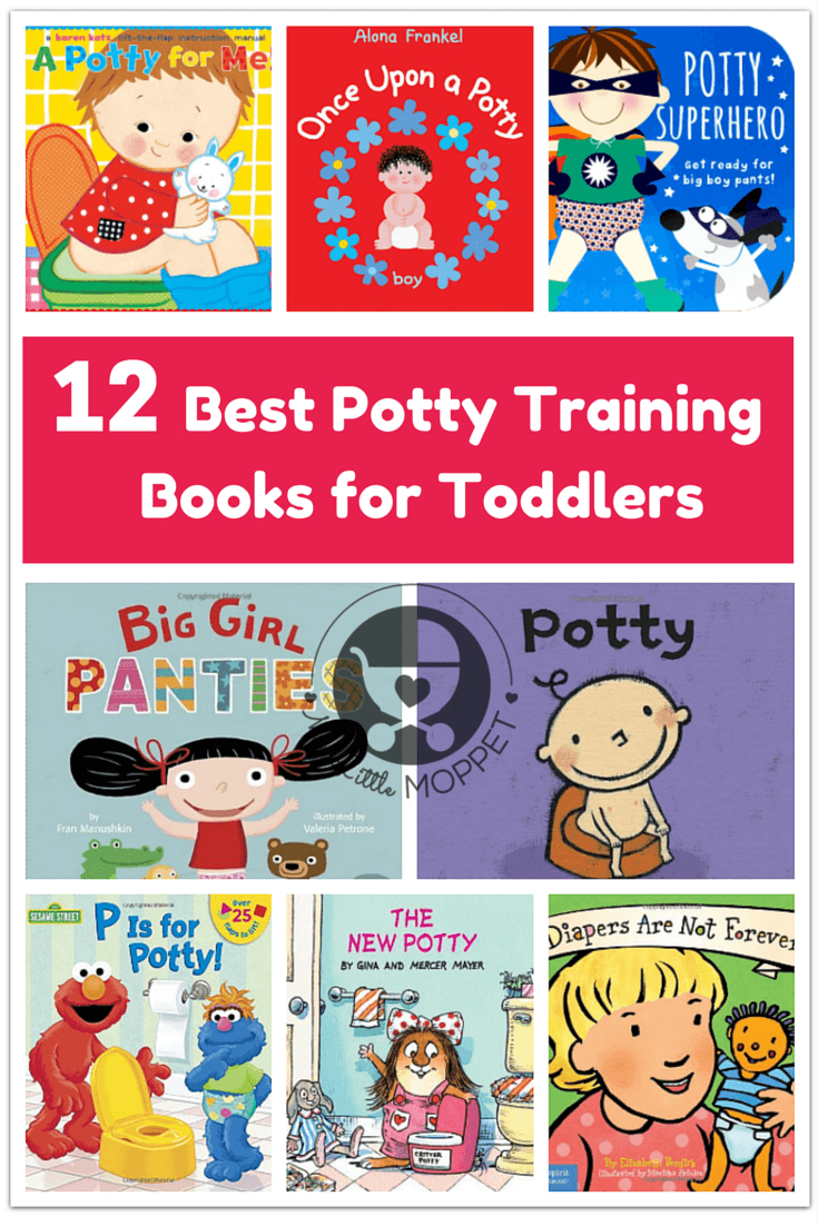 12 Best Potty Training Books For Toddlers | Potty Training Tips - Free Printable Potty Training Books For Toddlers