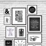 12 Free Black And White Printables Great For Using In Your Gallery   Free Printable Wall Art Prints
