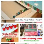 12 Hilariously Fun Christmas Games For A Party!   Twelve On Main   Holiday Office Party Games Free Printable