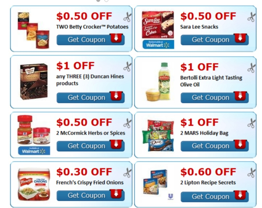 12 Most Popular Grocery Coupons – Print Now! | Coupon Karma - Free Printable Grocery Coupons