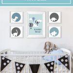 15 Free Nursery Printables   Free Nursery Printables