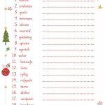 20 Free Printable Christmas Games | Christmas Party Games   Free Printable Christmas Games