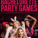 20 Hilarious Bachelorette Party Games That'll Have You Laughing All   Free Printable Women's Party Games