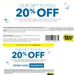 20 Off Code Printable Free 2018 Best Buy Coupon – Printable Coupons   Free Printable Coupons 2018