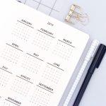 2019 Free Printables | Minimal.plan | Plan . Achieve . Repeat   Free Bullet Journal Printables 2019