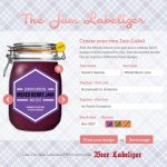 21 Sets Of Free Canning Jar Labels   Free Printable Jam Labels