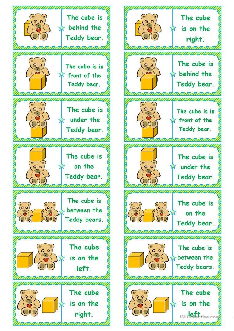 213 Free Esl Memory Worksheets - Free Printable Memory Exercises