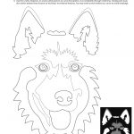 22 Free Pumpkin Carving Dog Stencils (Breed Specific) | Holidays   Free Printable Pumpkin Carving Templates Dog