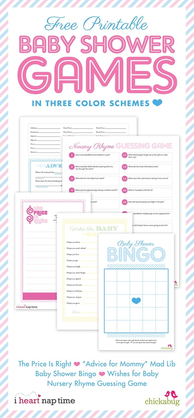 22 Fun & Free Baby Shower Games To Play! – Eloni Baby Products - What's In The Diaper Bag Game Free Printable