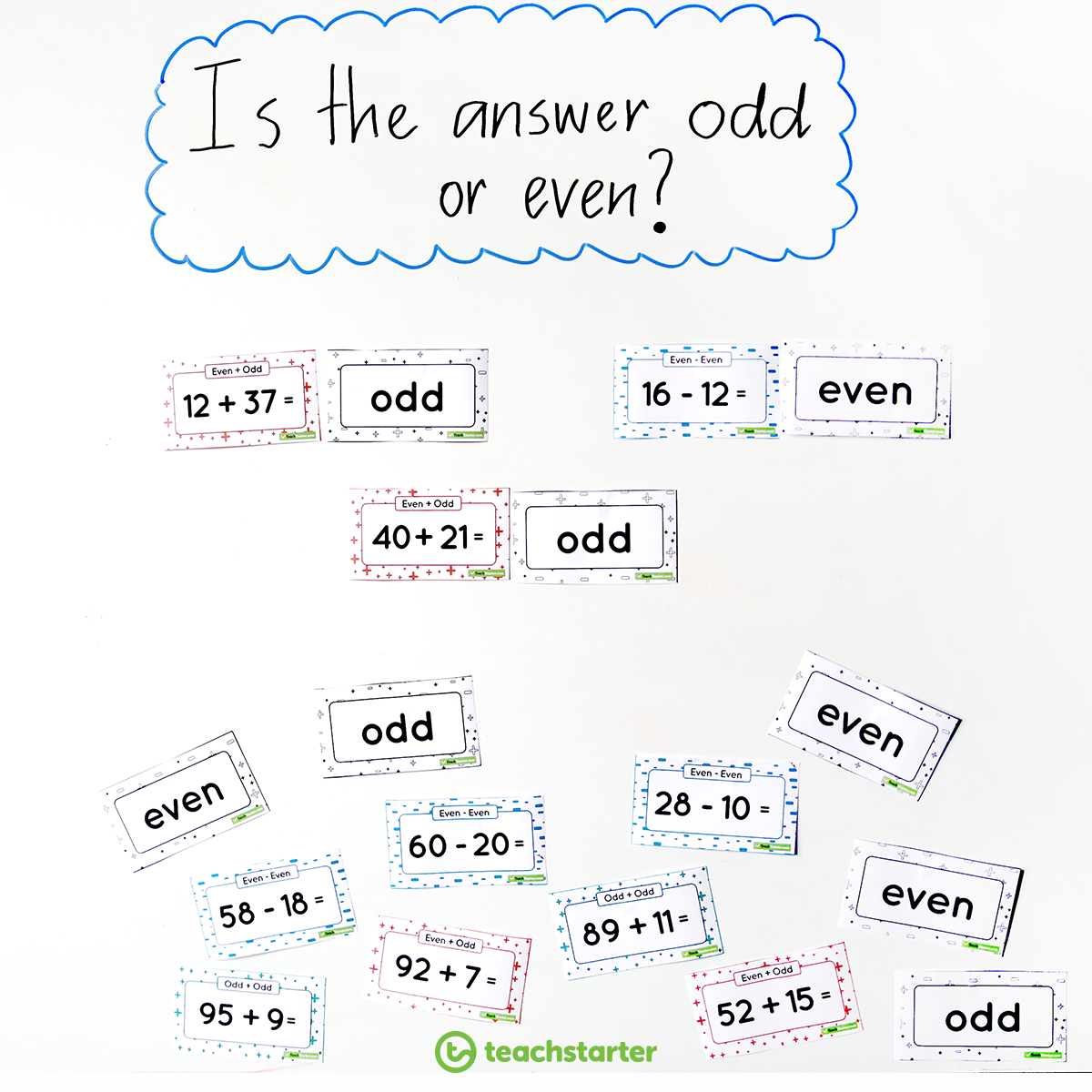 23 Quick And Easy Maths Warm-Up Ideas For The Classroom | Gr 3 - Free Printable Daily Math Warm Ups
