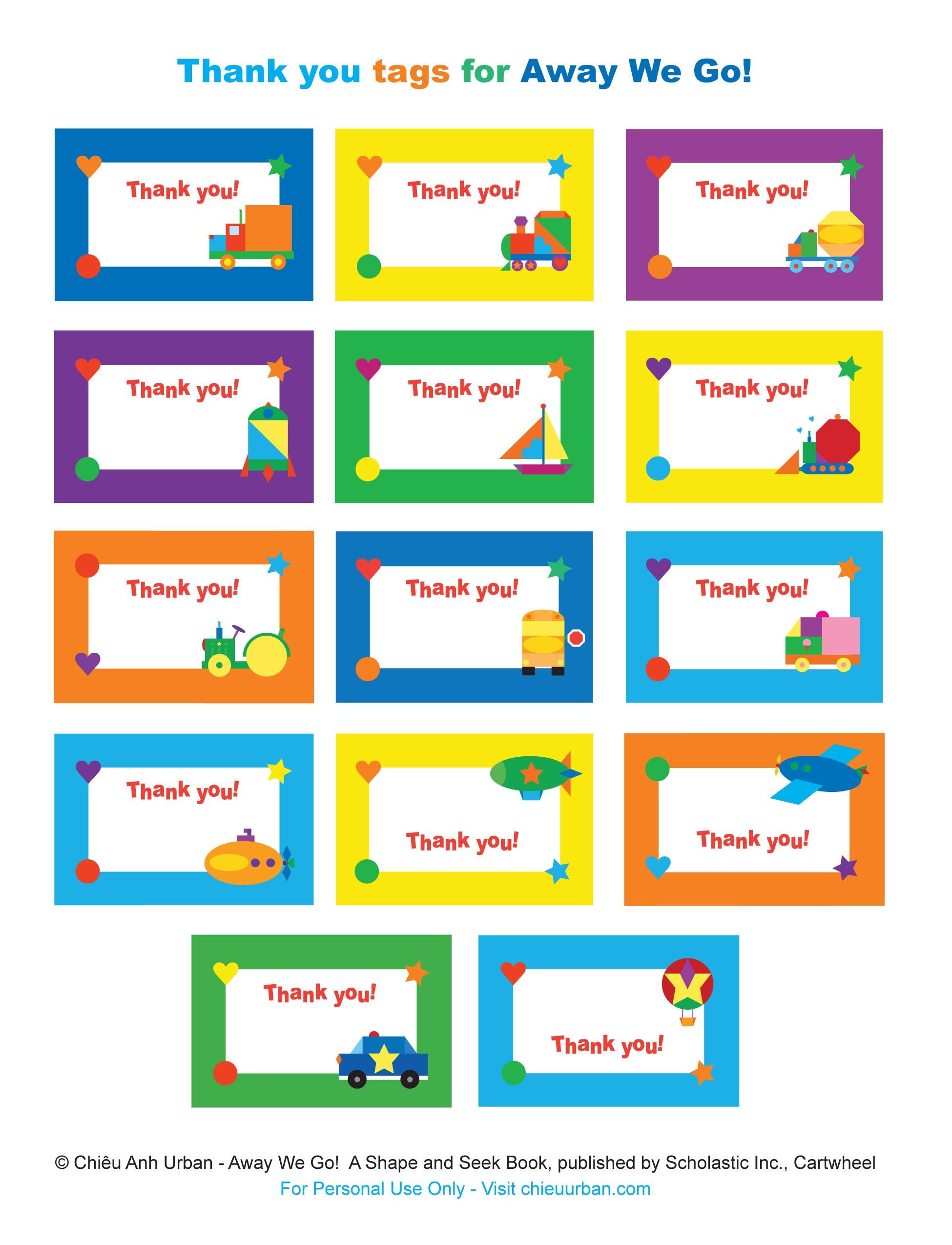 24 Images Of Transportation Birthday Printable Template Free - Free Printable Thank You For Coming To My Party Tags