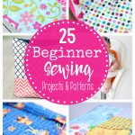 25 Beginner Sewing Projects   Free Printable Sewing Patterns For Kids