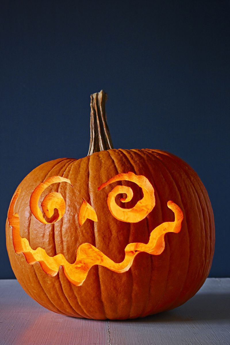25+ Easy Pumpkin Carving Ideas For Halloween 2019 - Cool Pumpkin - Pumpkin Carving Patterns Free Printable