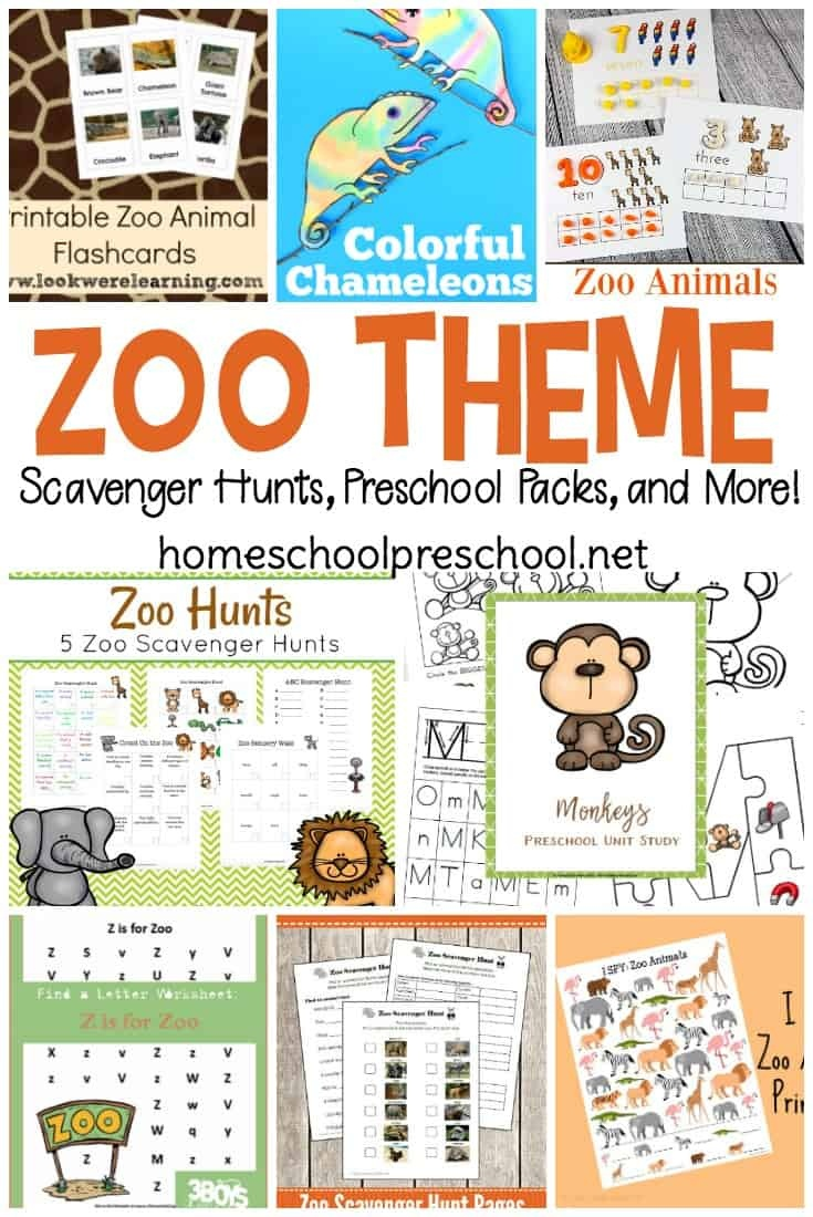 25 Engaging Preschool Zoo Printables And Activities - Free Zoo Printables For Preschool