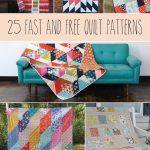 25 Fast And Free Quilt Patterns     Quilt Patterns Free Printable