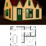 27 Adorable Free Tiny House Floor Plans   Craft Mart   Free Printable Small House Plans