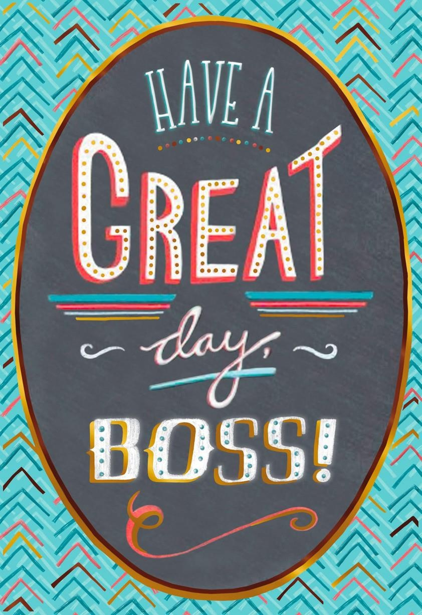 28 Great Boss's Day Cards | Kittybabylove - Happy Boss Day Cards Free Printable