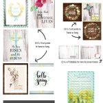 30+ Free Easter Home Decor Printables   Christ Centered Holidays   Free Printable Christian Art