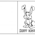 32 Free Printable Easter Cards | Kittybabylove   Free Printable Easter Card Inserts