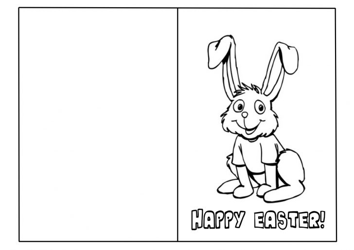 Free Printable Easter Card Inserts