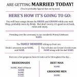 37 Printable Wedding Program Examples & Templates ᐅ Template Lab   Free Printable Wedding Program Templates
