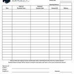 40 Petty Cash Log Templates & Forms [Excel, Pdf, Word] ᐅ Template Lab   Free Printable Petty Cash Template