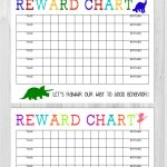 40 Printable Reward Charts For Kids (Pdf, Excel & Word)   Free Printable Incentive Charts For Teachers