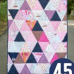 45+ Easy Beginner Quilt Patterns And Free Tutorials | Polka Dot Chair   Quilt Patterns Free Printable