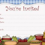 5 Best Images Of Free Printable Cookout Invitations | Party Things   Free Printable Cookout Invitations