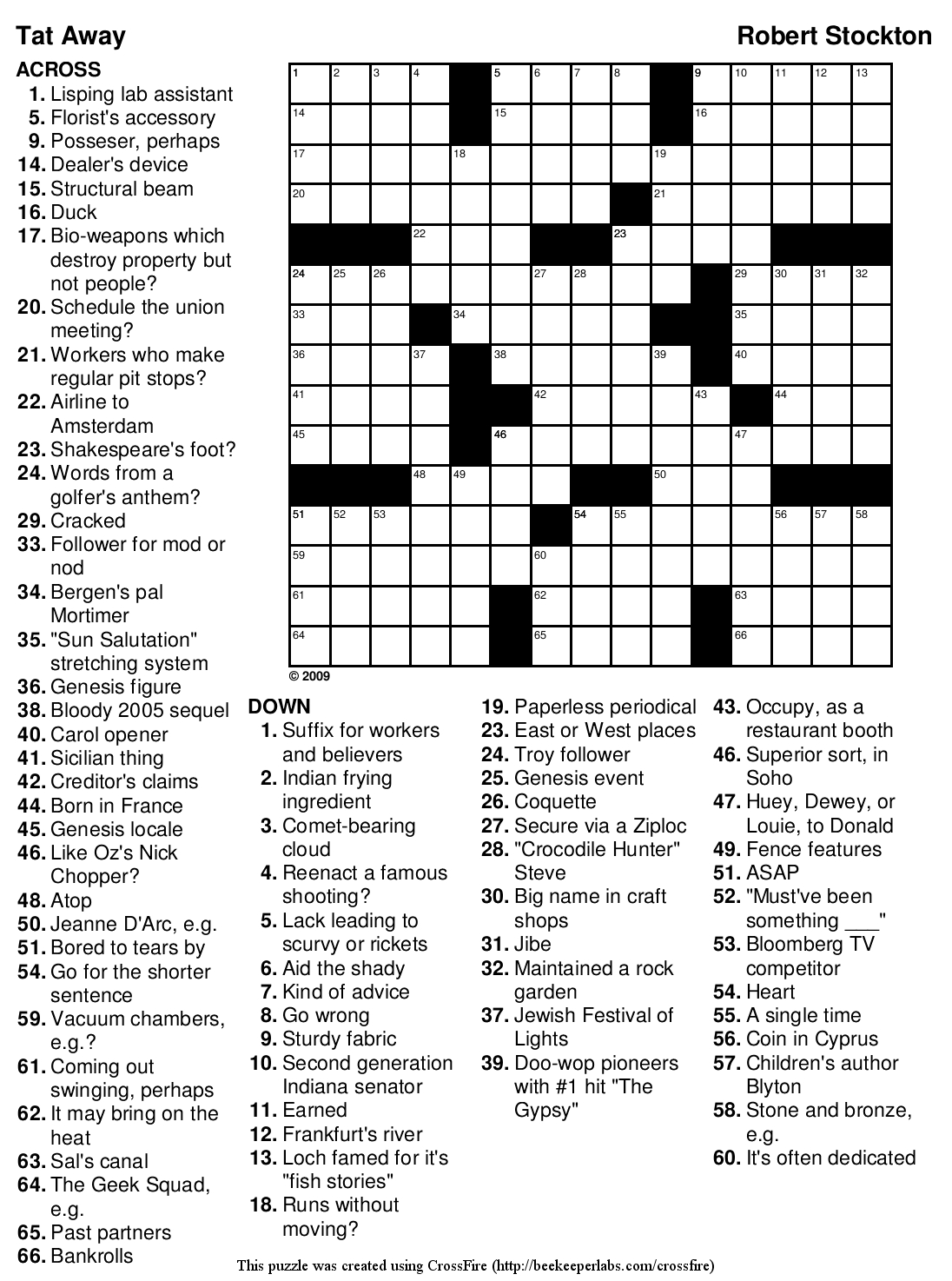 5 Best Images Of Printable Christian Crossword Puzzles - Religious - Free Puzzle Makers Printable