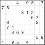 5 Best Photos Of Super Sudoku 16X16 Print   Monster Sudoku 16X16   Free Printable Super Challenger Sudoku