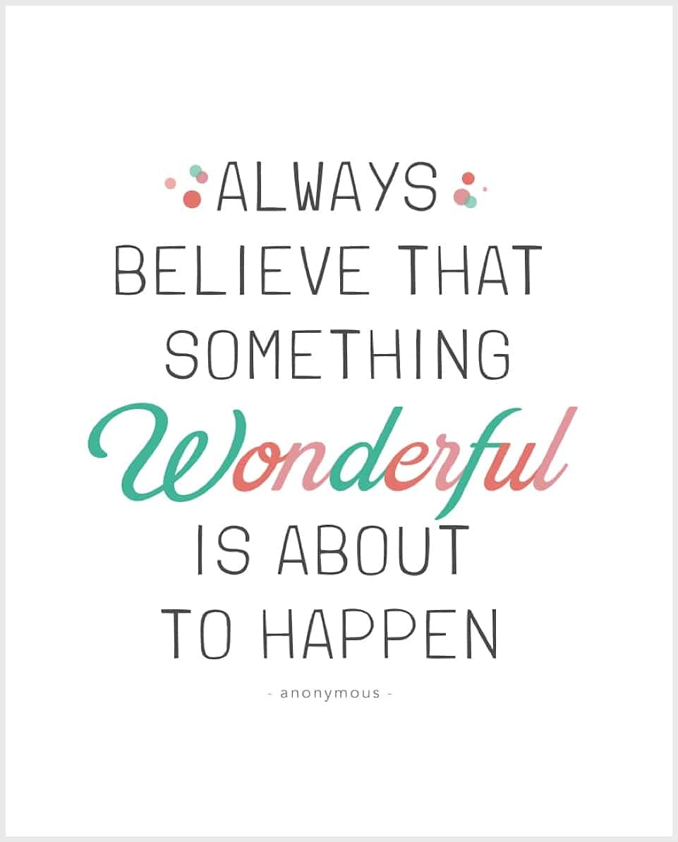 5 Free Printable Inspirational Children's Quotes - Free Printable Inspirational Quotes