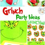 50+ Grinch Activities And Party Ideas   Natural Beach Living   Free Grinch Printables