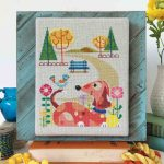 7 Modern Cross Stitch Designers From Traditional To Edgy   Free Printable Modern Cross Stitch Patterns