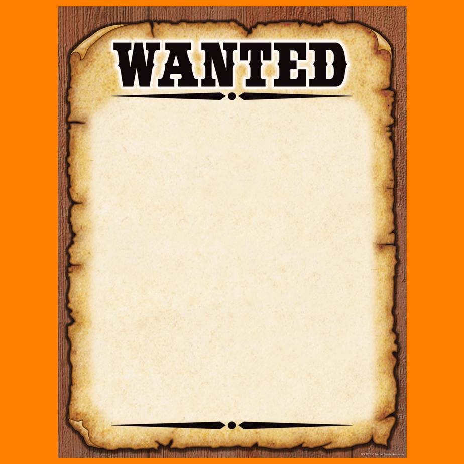 8+ Free Printable Wanted Poster Template | Reptile Shop Birmingham - Wanted Poster Printable Free