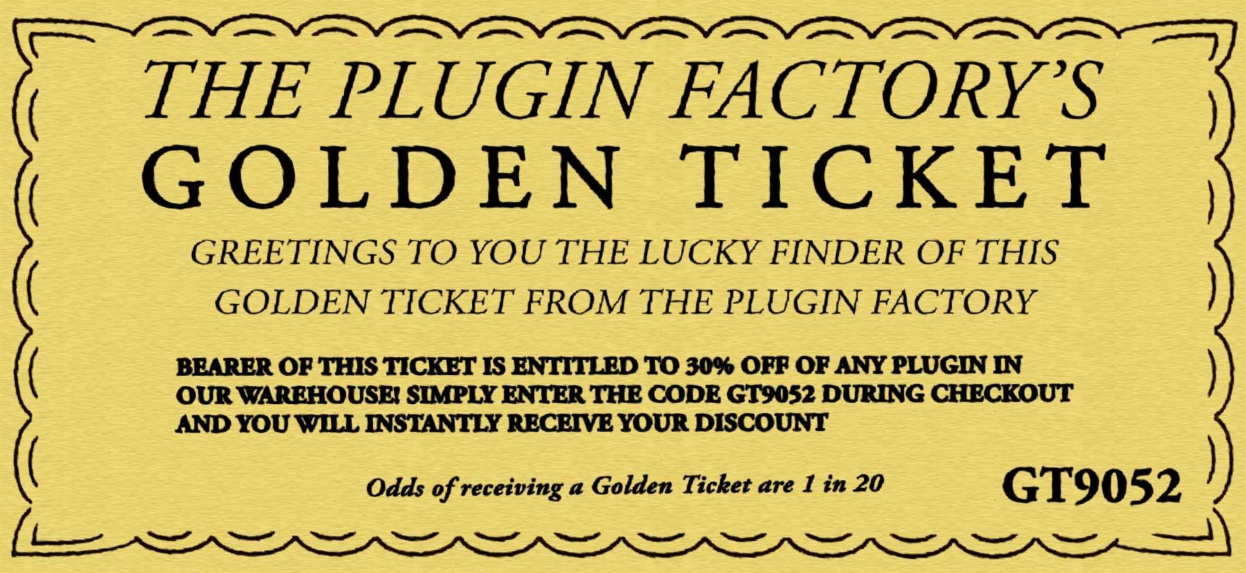 8 Golden Ticket Templates - Find Word Templates - Golden Ticket Printable Free