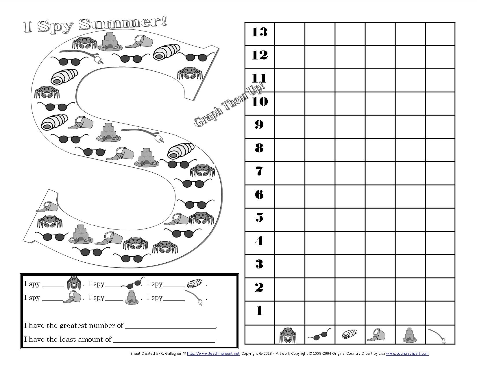 A Beach Unit - Beach Lessons, Links, Ideas, And More For The Classroom! - Free Summer Bridge Activities Printables